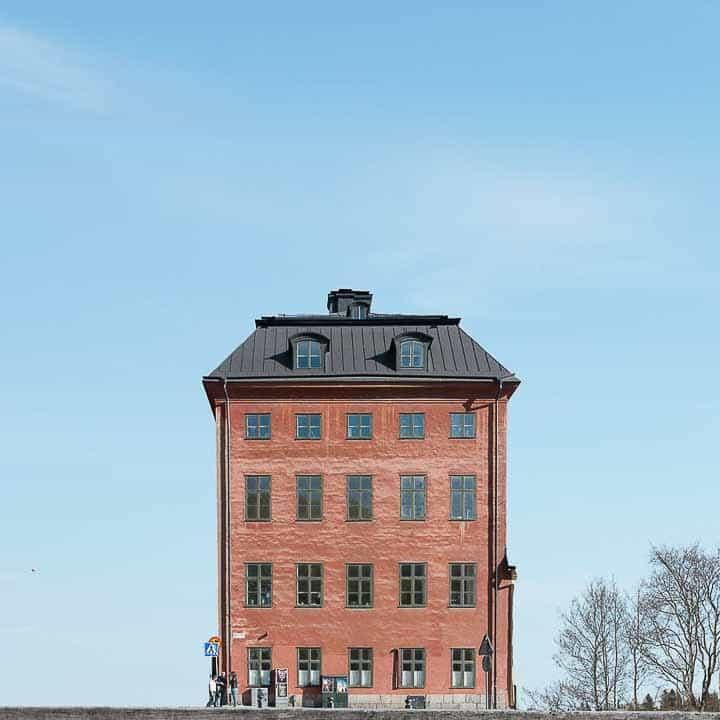 Sejkko Fine Art Print Stockholm