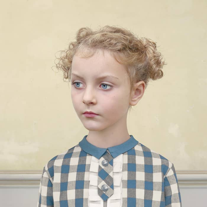 Loretta Lux | Fine Art Photography | Portrait of Antonia